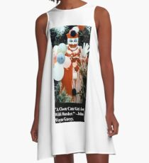 Pogo The Clown A-Line Dress