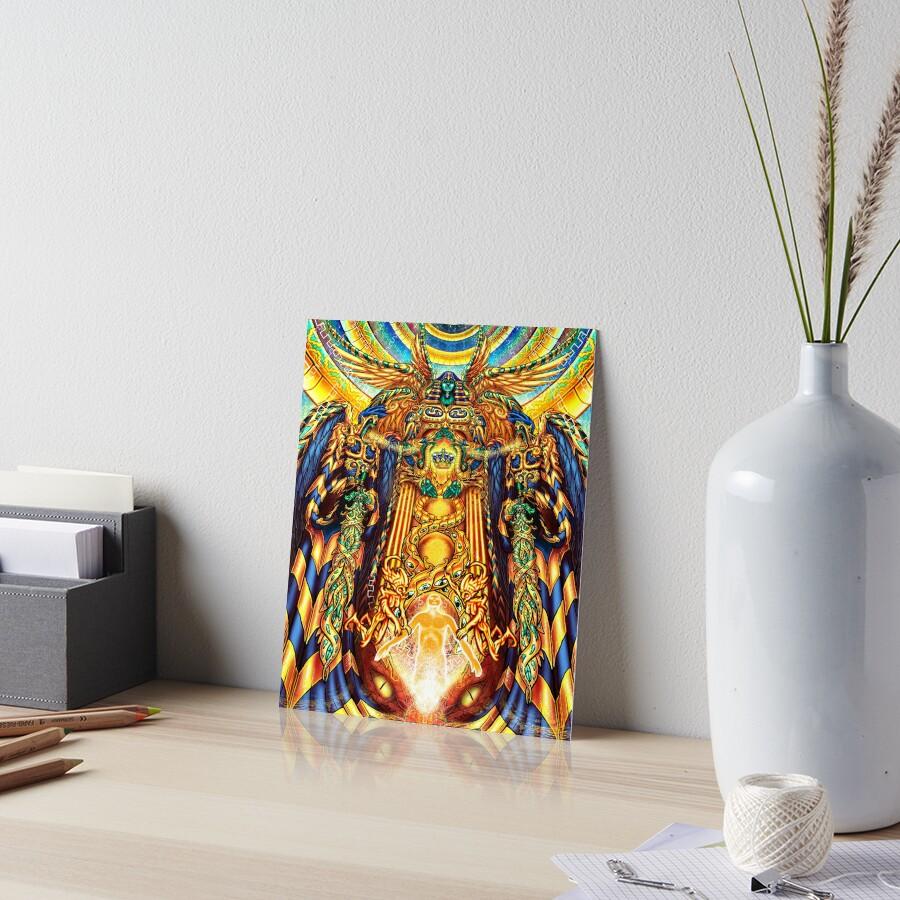 Dmt King Art Board Print