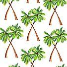 Palm Trees by NicoleFeeney