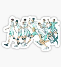Aoba Johsai - Haikyuu!! Sticker