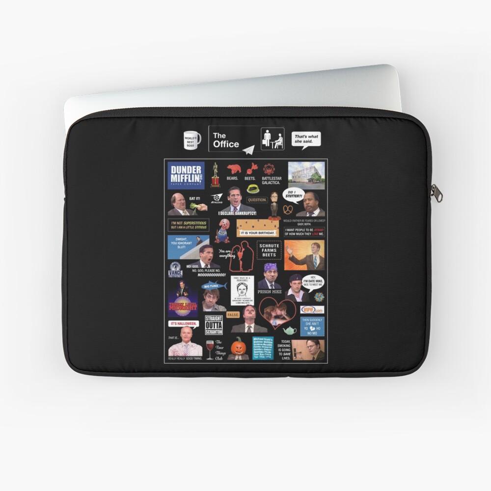 Das Büro US-Montage Laptoptasche