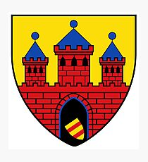 Oldenburg coat of arms Photographic Print