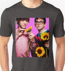 MGMT picking at flowers T-Shirt