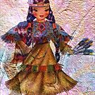 WORLD DOLL NATIVE AMERICAN by Tammera