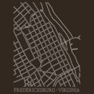 Fredericksburg City Grid by PONSHOP