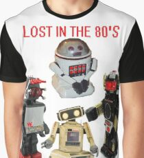 LOST IN THE 80'S Graphic T-Shirt