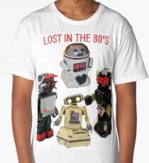 LOST IN THE 80'S Long T-Shirt