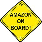 Amazon On Board by RiverbyNight