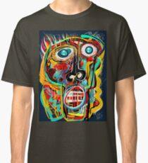 The Scream Street Art Graffiti Classic T-Shirt