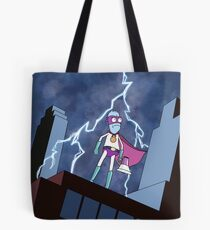 Eyehole Man - The Animated Series (parody) Tote Bag