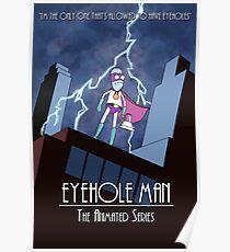 Eyehole Man - The Animated Series (parody) Poster