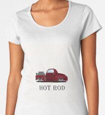 Vintage muscle car  Women's Premium T-Shirt