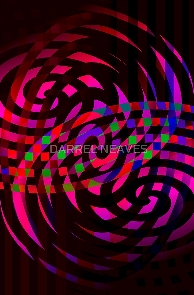 swirly fight by DARREL NEAVES