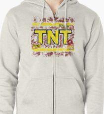 N.Sane TNT Zipped Hoodie