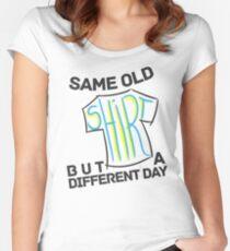 Midnight Memories  Women's Fitted Scoop T-Shirt