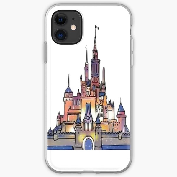 Amazon.com: Disney Castle iPhone X Case