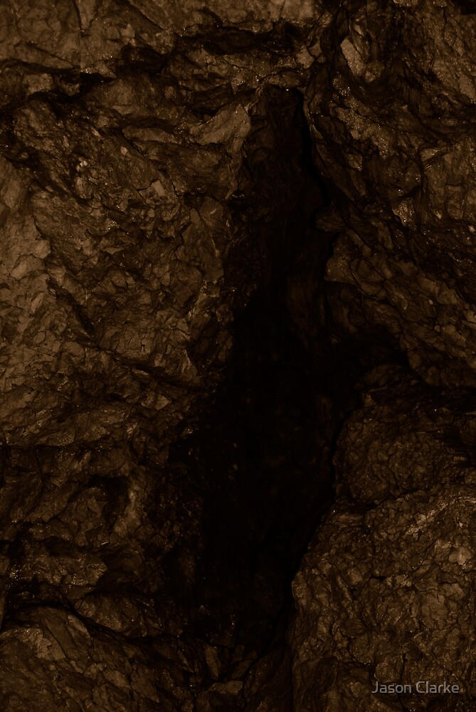 The cave by Jason Clarke