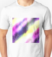 Psychedelic Glitters light Unisex T-Shirt