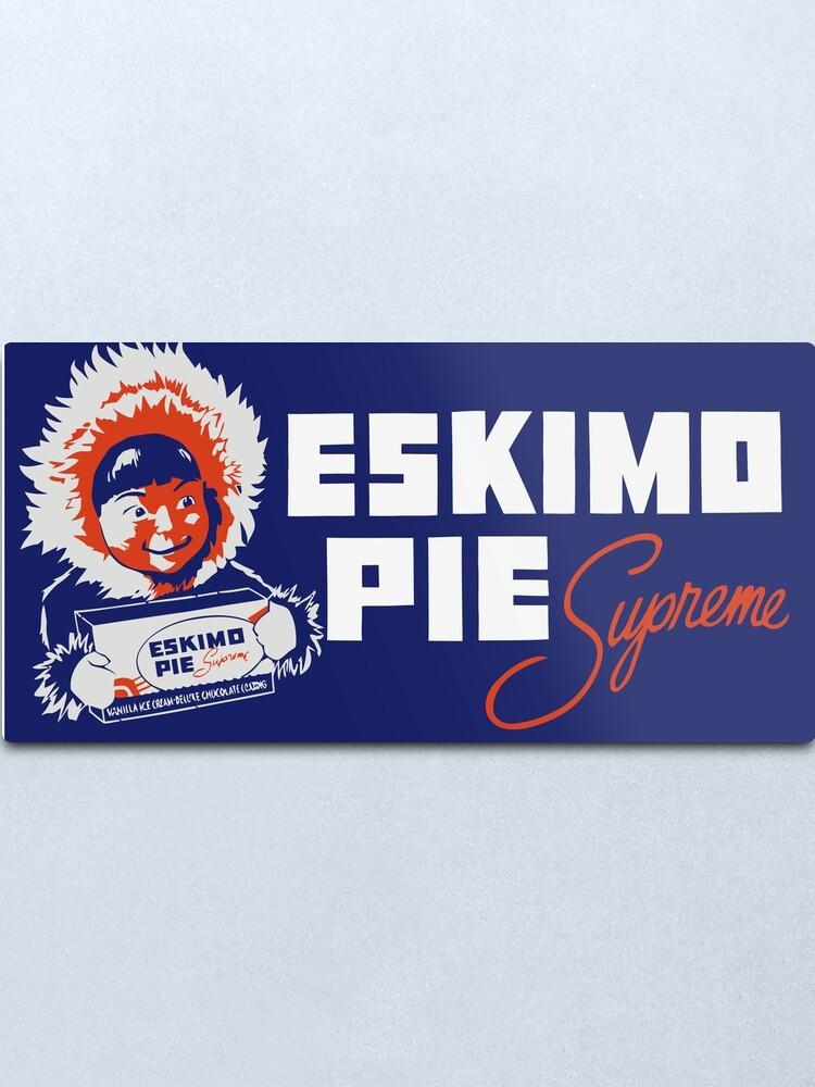Alternate view of ESKIMO PIE Metal Print