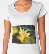 Daffodil Women's Premium T-Shirt
