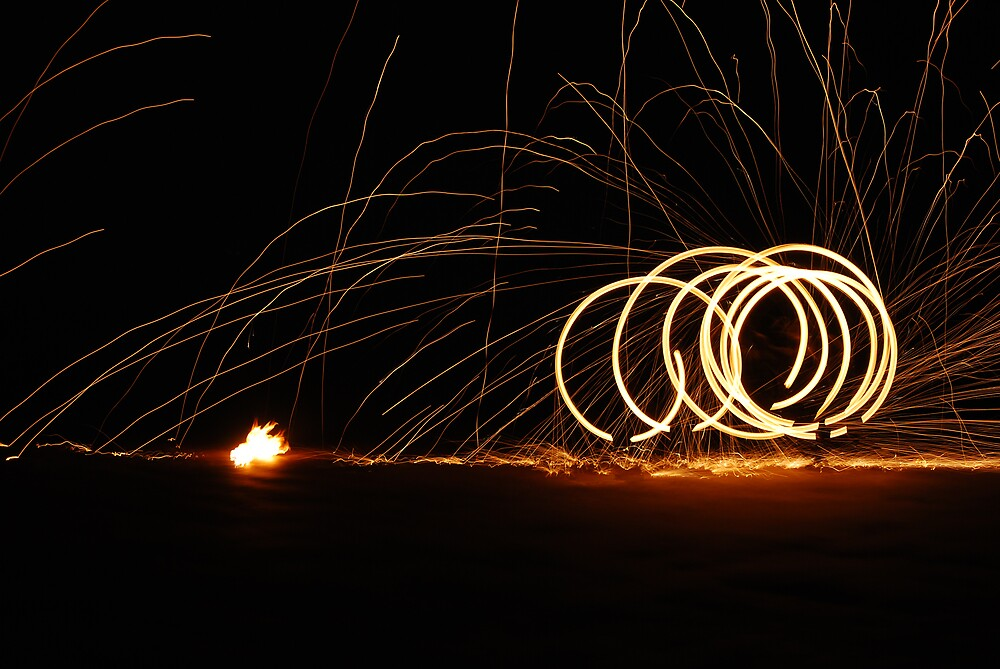 gizmo poi and a little more  by cool3water