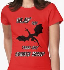 Jordan Peterson Slay The Tree Cat Snake Bird T-Shirt