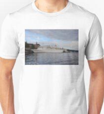 Cruise Ship Black Watch T-Shirt
