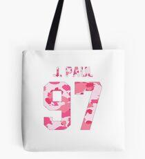 Jake Paul - Pink Camo Tote Bag
