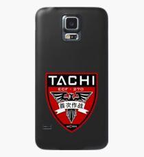 MCRN Tachi alt Schriftart Hülle & Skin für Samsung Galaxy