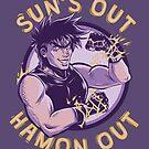 Sun's Out, Hamon Out by Valhalla Halvorson