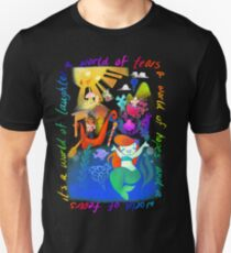Tiny World After All T-Shirt