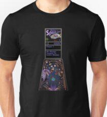 3D Pinball Space Cadet (Full Tilt! Pinball) T-Shirt