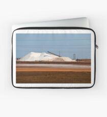 Rio Tinto Salt Pile- Port Hedland. WA Laptop Sleeve