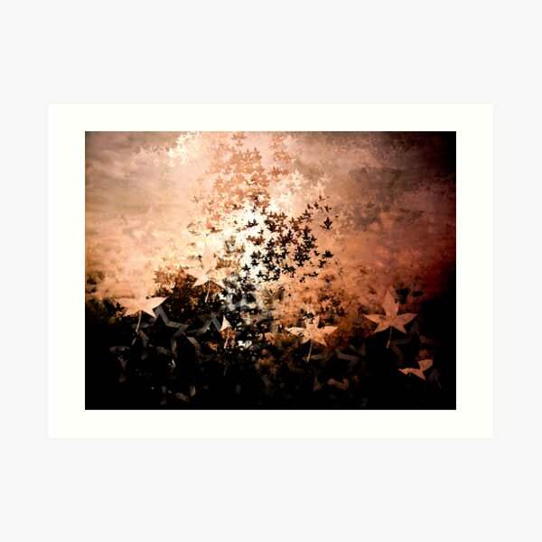 Autumnal Visions II Art Print