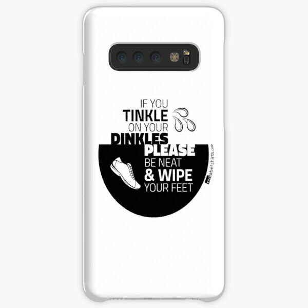 Tinkle on Your Dinkles Samsung Galaxy Snap Case