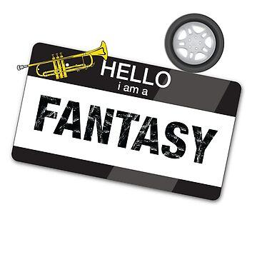 Hello I am a Fantasy by mykl55