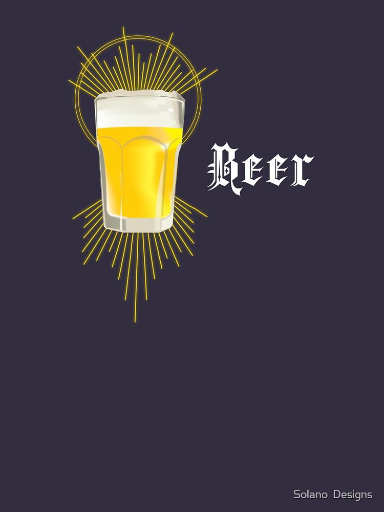 Beer Homage by sickwave