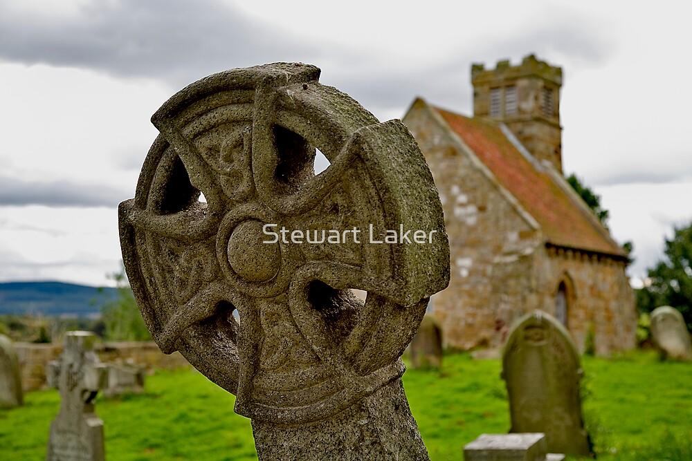 Stone Cross by Stewart Laker
