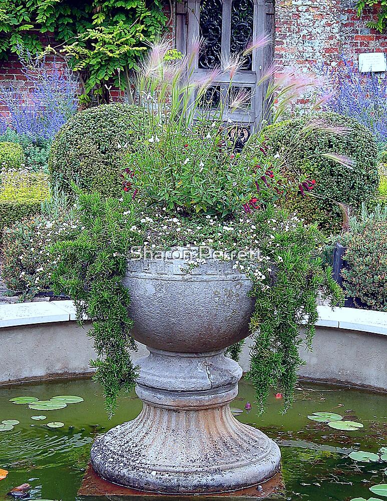 The Dutch Garden 5 by Sharon Perrett