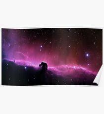 Póster Nebulosa Dark Horsehead