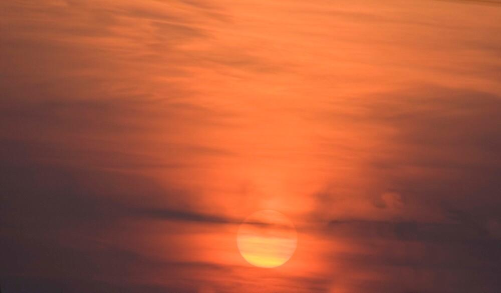 Sunset Glow by Daniel Knights