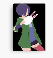 Touka Inspired Anime Shirt Canvas Print