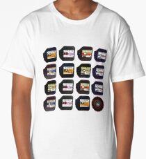 disc film Long T-Shirt