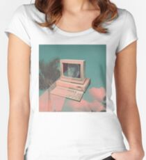 Neo cali Women's Fitted Scoop T-Shirt