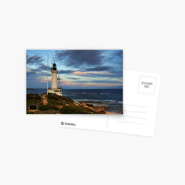 Point Lonsdale Lighthouse Postcard