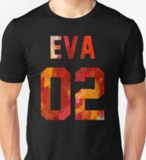 EVA-02 (Neon Genesis Evangelion) Unisex T-Shirt