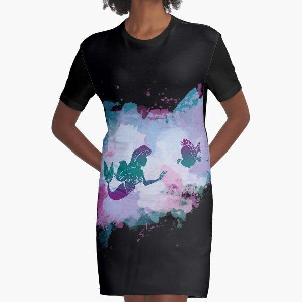 Best Friends Graphic T-Shirt Dress