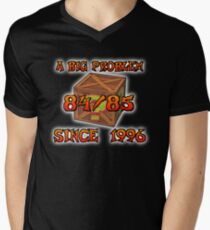 A Big Problem Since 1996 Men's V-Neck T-Shirt
