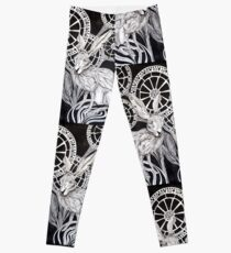 Hare of the Hare--small Leggings