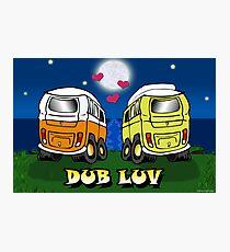 Dub Luv -Moonlight Photographic Print